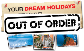 Holidays out of order