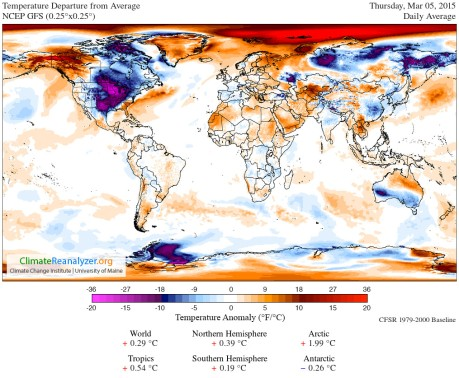Temp Anomaly GFS-025deg_WORLD-CED_T2_anom