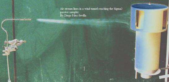 air stream lines sigma-2 by Diego Fdez-Sevilla