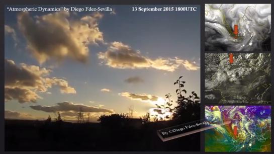 Sensing atmospheric dynamics by Diego Fdez-Sevilla