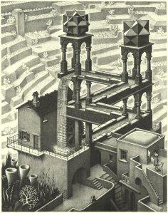 Escher - Cascade (01)