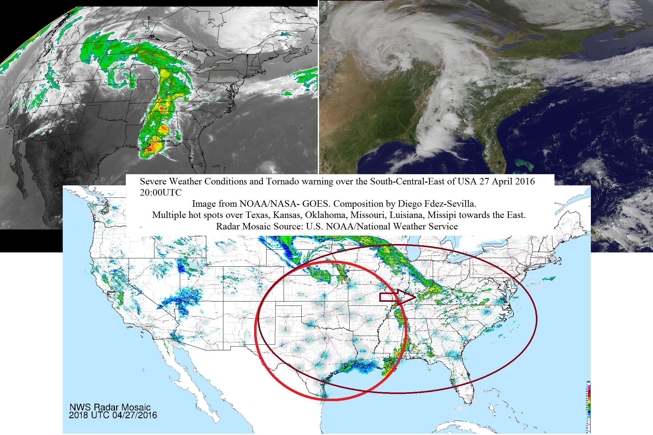 Severe Alerts Weather Map Weathercom New Resource Winter Weather - Us weather map in april